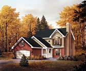 Plan Number 69018 - 1575 Square Feet