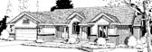 Plan Number 69021 - 2293 Square Feet