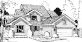 Plan Number 69026 - 1974 Square Feet