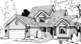 House Plan 69027