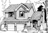 Plan Number 69033 - 1772 Square Feet