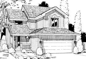House Plan 69034