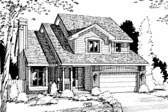 Plan Number 69035 - 1899 Square Feet