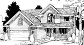 Plan Number 69040 - 2526 Square Feet