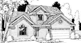 House Plan 69045