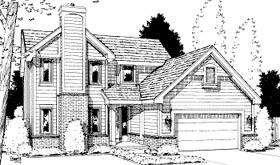 House Plan 69047