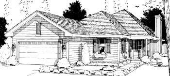 House Plan 69053