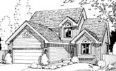 Plan Number 69055 - 2097 Square Feet