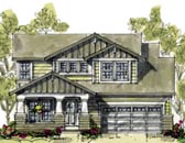 Plan Number 69091 - 2164 Square Feet