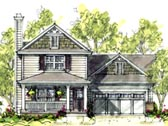Plan Number 69097 - 1649 Square Feet