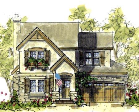 House Plan 69098