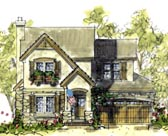 Plan Number 69098 - 1901 Square Feet