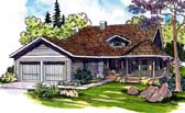 Plan Number 69104 - 2145 Square Feet