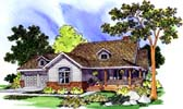 Plan Number 69108 - 2234 Square Feet