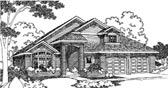Plan Number 69120 - 2394 Square Feet