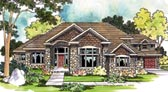 Plan Number 69121 - 4184 Square Feet