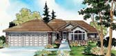Plan Number 69123 - 2654 Square Feet