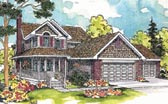 Plan Number 69125 - 2540 Square Feet