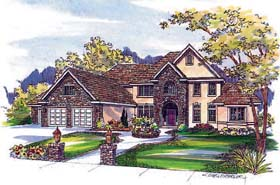 House Plan 69132