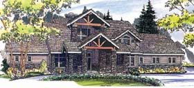 Country Traditional House Plan 69151 Elevation