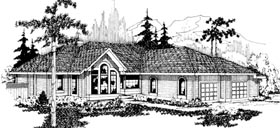 House Plan 69160