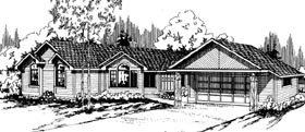 House Plan 69184