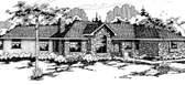 Plan Number 69198 - 2708 Square Feet