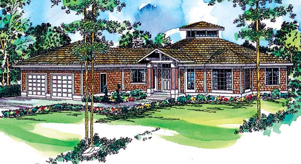 Cape Cod House Plan 69211 Elevation