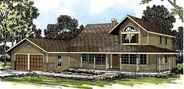 House Plan 69253