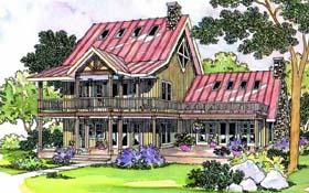 House Plan 69280