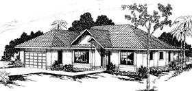 House Plan 69303