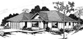 Plan Number 69303 - 2022 Square Feet