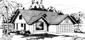 Plan Number 69306 - 2092 Square Feet