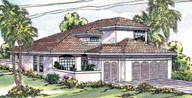 Mediterranean House Plan 69310 Elevation