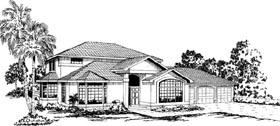 House Plan 69316
