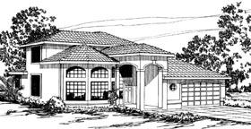 House Plan 69320
