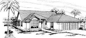 House Plan 69340
