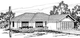House Plan 69342