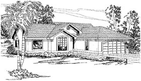 House Plan 69347