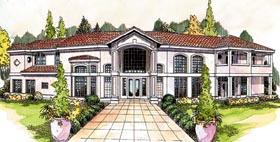 House Plan 69350