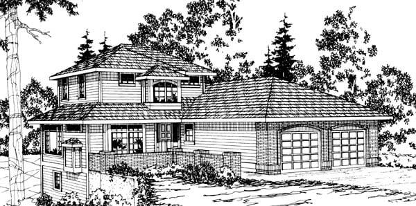 House Plan 69363