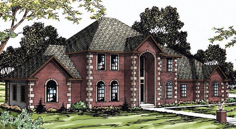 House Plan 69369