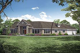 House Plan 69380