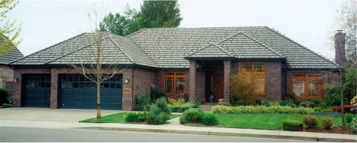 Southwest House Plan 69388 with 3 Beds, 2.5 Baths, 3 Car Garage Picture 1