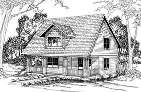 House Plan 69397