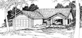 Plan Number 69400 - 1711 Square Feet