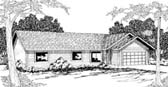 Plan Number 69401 - 1620 Square Feet