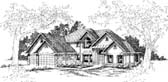 Plan Number 69404 - 3401 Square Feet