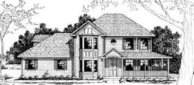 Plan Number 69406 - 1766 Square Feet