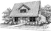 Plan Number 69408 - 1540 Square Feet